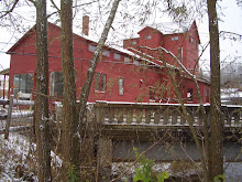 Vermont Studio Center's Red Mill