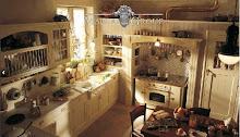 ..se vi piacciono le cucine rustiche!