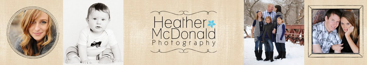 Heather McDonald Photography