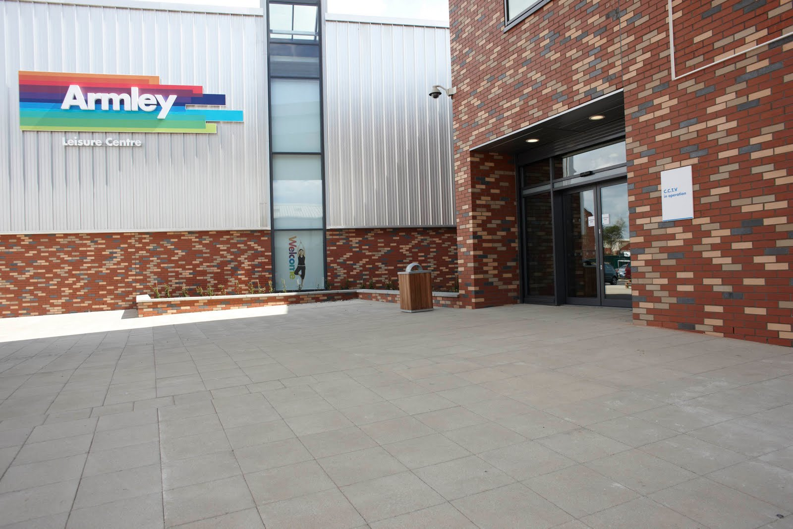 Latest news new armley leisure centre ready for action for Swimming pools leeds city centre