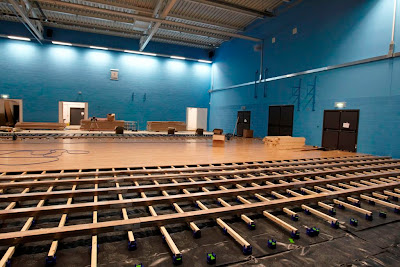 Images Released Of New Morley Leisure Centre