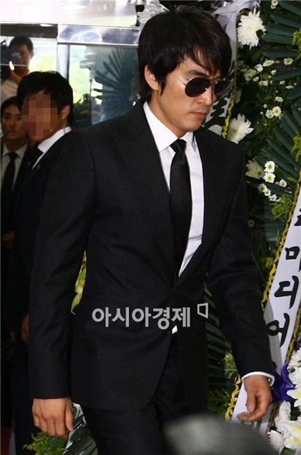 Photo Park Yong Ha 39 S Wake Service Attend By Fellow