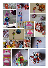 Meus trabalhos em Origami! - III