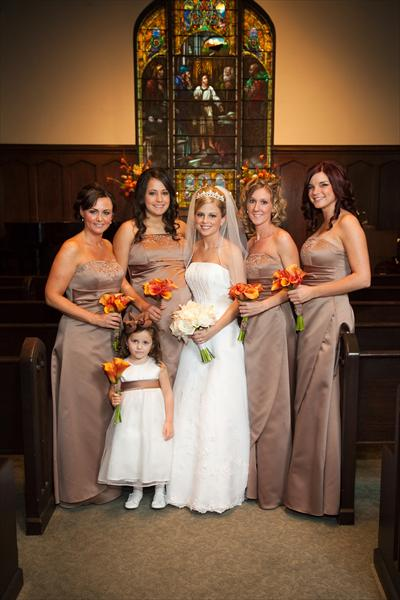Latte Color Bridesmaid Dresses - Overlay Wedding Dresses