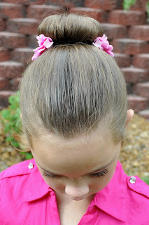 Little Girls Hairdos Pretty Toddler Ballet Buns