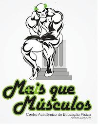 Mais que músculos