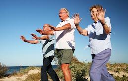 Sociedade em envelhecimento.