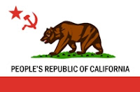 Flag of the Peoples Republic of California