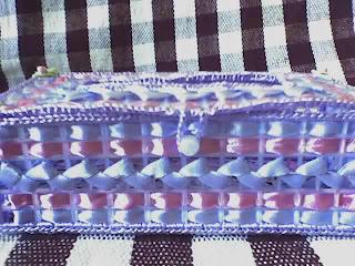 como fazer um porta-lenços de pepel