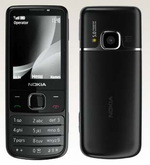 Nokia 6700 classic - A Nokia