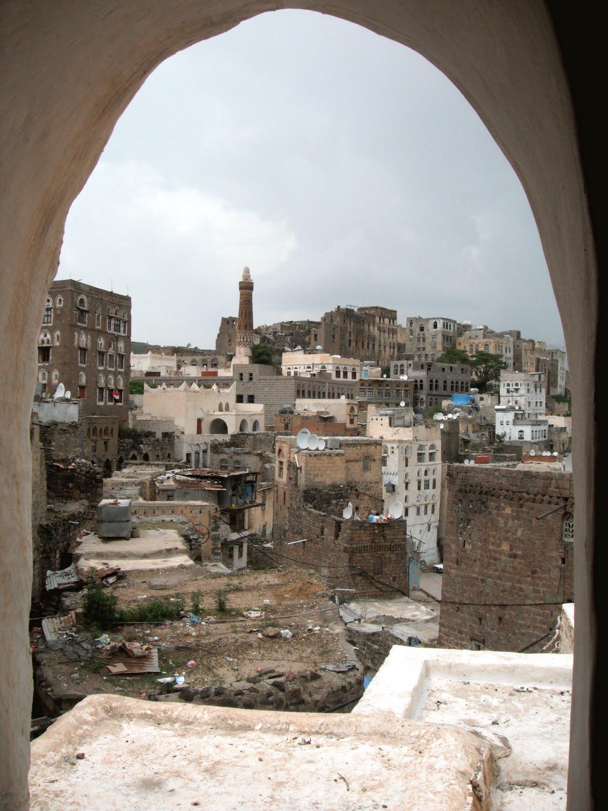 Jo Does Yemen: Ibb, Jibla