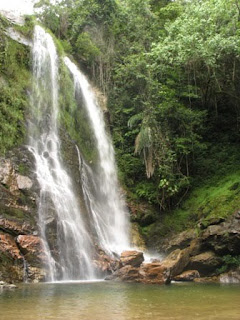 Cachoeira do Ouro - Delfinópolis, MG