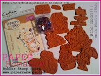scrapbooking blog candy