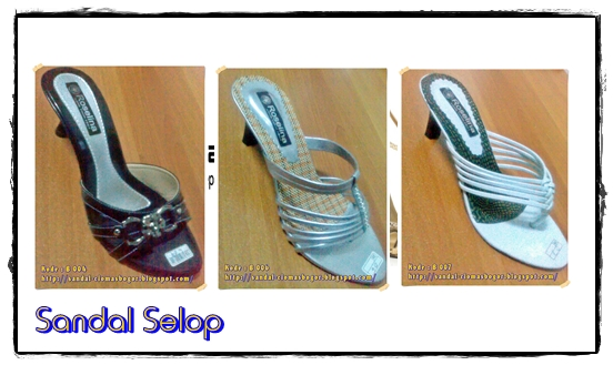Grosir Online Sandal Ciomas Bogor