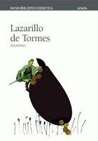 Resúmen de El Lazarillo de Tormes