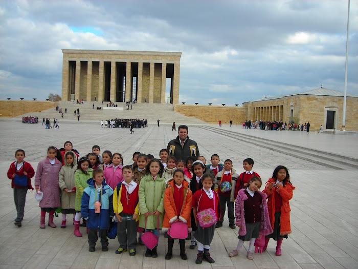 Anıt Kabir Ziyaretimiz Kasım 2009