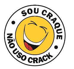 sou craque não uso crack