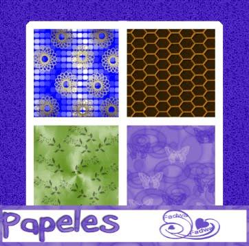 Papeles scraps/B