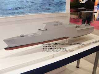 New Design Concepts For A Spanish Multirole Frigate And French Drone Carrier Attracted Considerable Attention At The Recent Euronaval Show