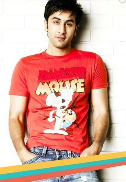 Mattas Brand Bollywood Actor Sahid Kapoor In Red Printed