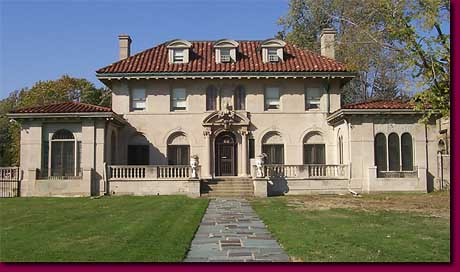 Motown Former Berry Gordy Detroit Mansion On Sale For 1