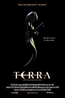 Terra Short Film Poster