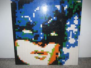 BATMAN Y STAR WARS PIXELADOS CON LEGO! | Toñito Avalos ...
