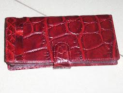 Dompet Wanita ( Kulit Buaya )