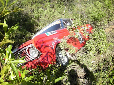 The La Carrera Panamericana...: 11/01/2007 - 12/