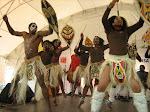 apertura del festival de teatro afrocolombiano