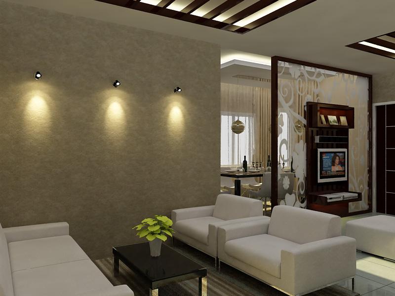 Sand architexture portfolio guest room modern for Minimalist guest room