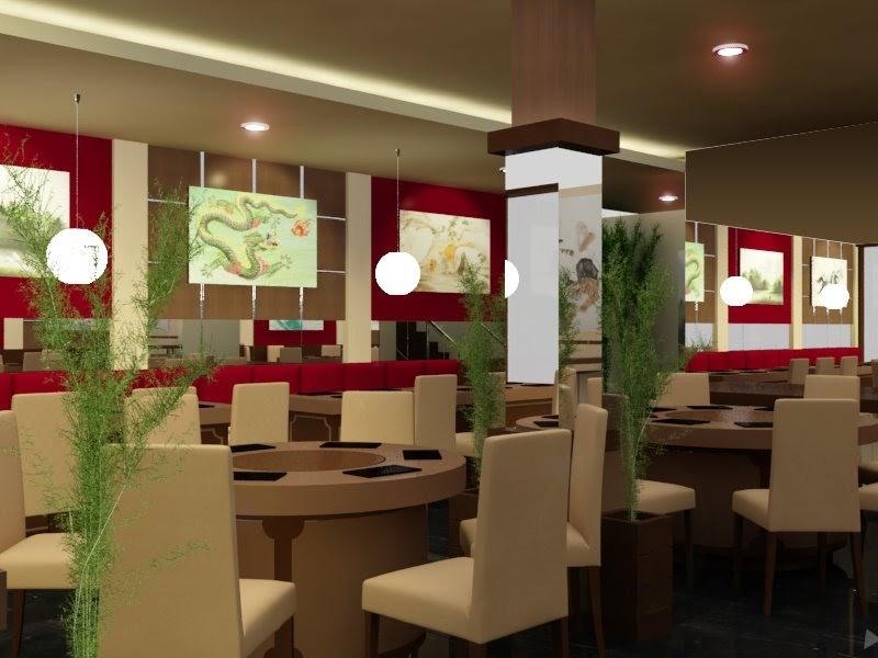 Interior Design Chinese Restaurant Interior Classic