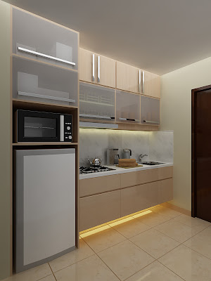 Design For Small Apartment Kitchen