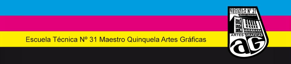 Escuela Técnica Nº 31 Maestro Quinquela Artes Gráficas