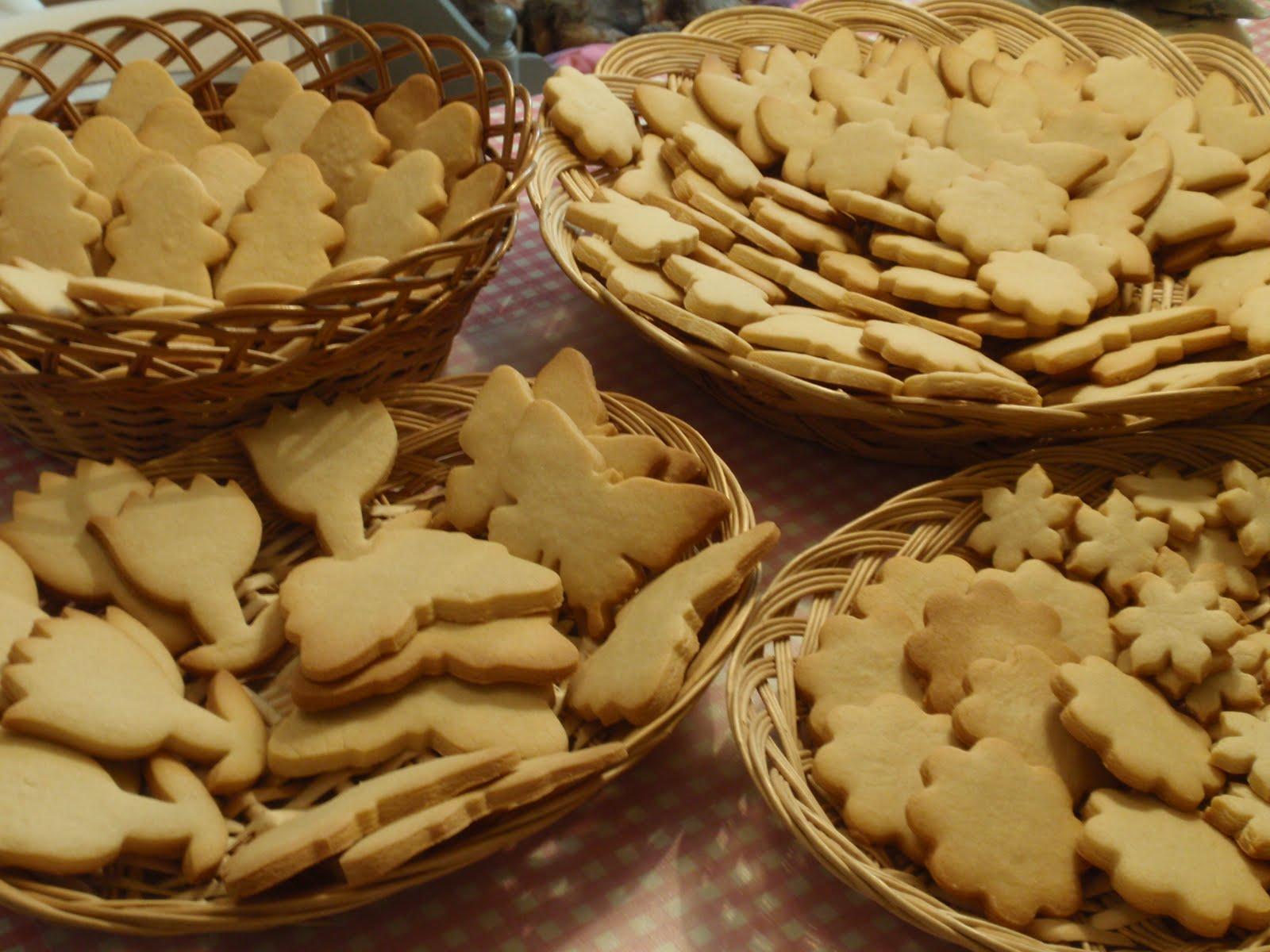pedido la receta de las galletas que decoramos, os ponemos la receta ...