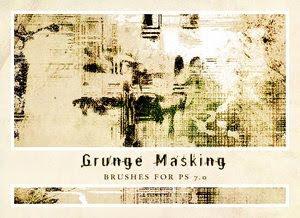 Grunge Masks