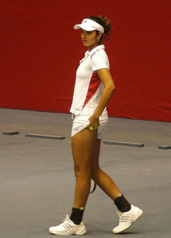 Sania Mirza s Beautiful Snaps S And Sania Mirza In Action