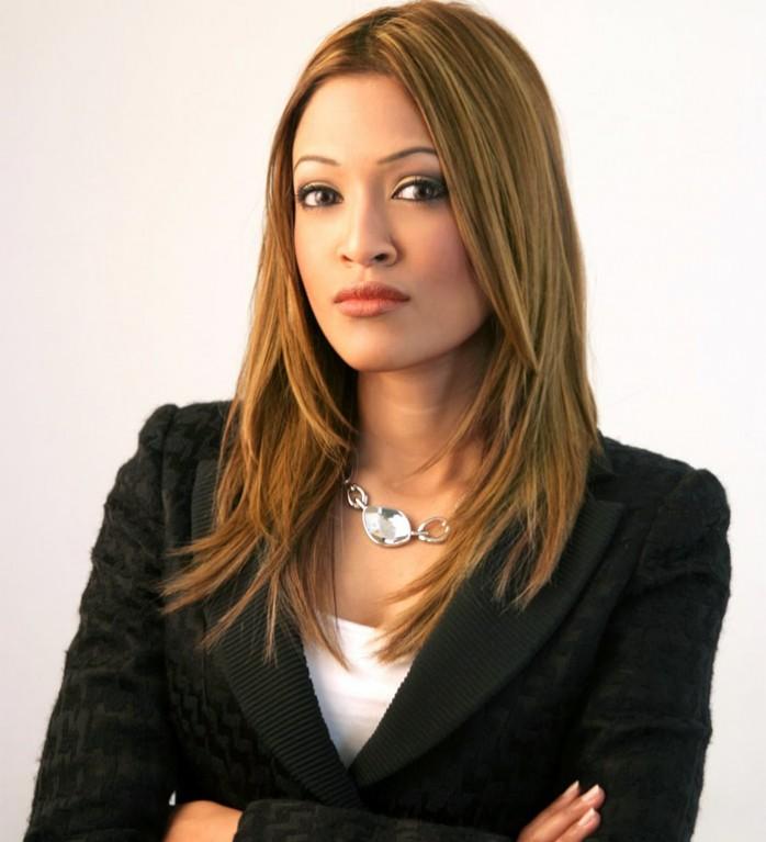 Tasmin Lucia Khan