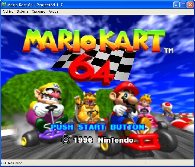 descargar roms gratis para project 64
