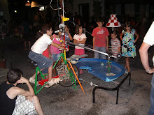 juegos locos en la plaza