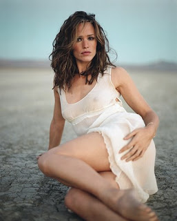 Sexy Jennifer Garner Pregnant