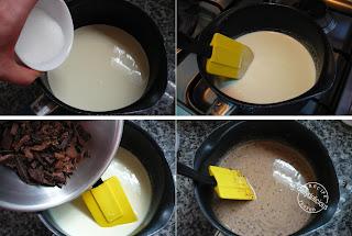 Roasting Dish Chocolate Cake Recipe