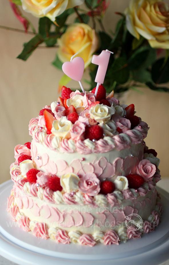 dailydelicious Happy Birthday My Dearest Niece Iris First