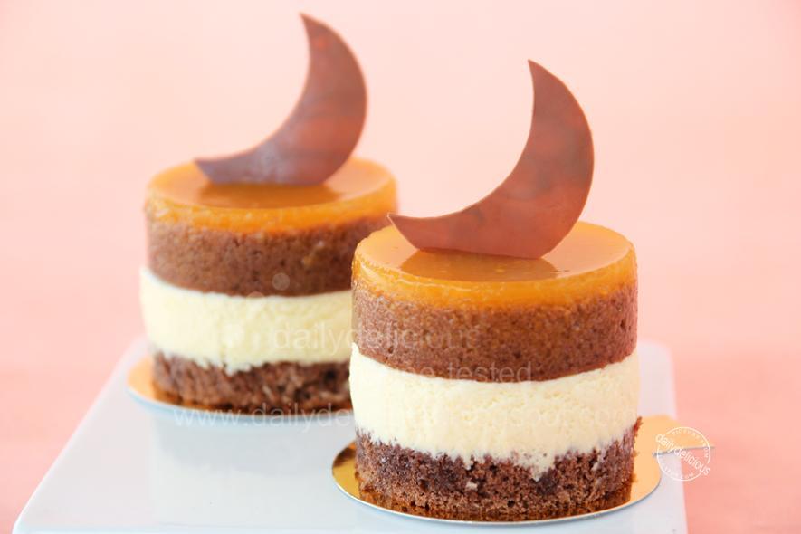 Cake Pisang Karamel Inspire Of Casavina