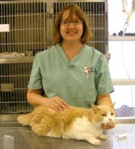Vera Winebarger, Patient Supervisor / Technician