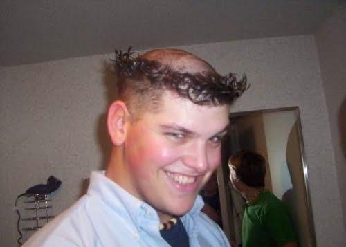 peinados y cortes de pelo raros y curiososcabellos originalescabeza con cortes de pelo extravagantes y llamativos - Cortes De Pelo Originales