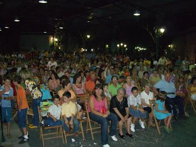 Público asistente al concierto