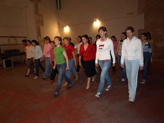 Imagen de la Escuela de Baile del pasado 2008