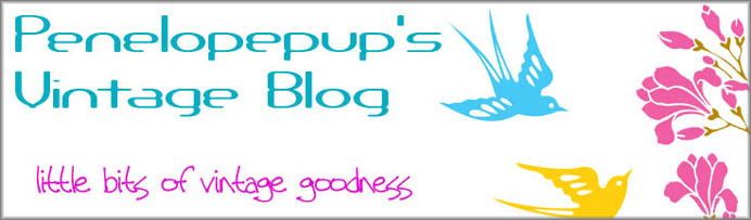 Penelopepup's Vintage Clothing Blog