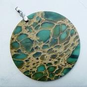 Jasper Pendant from Nofkantscurios